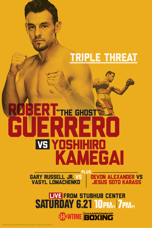guerrero-vs-kamegai-poster
