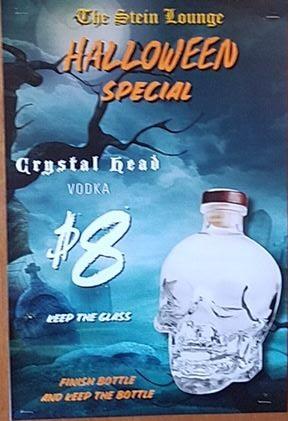 Halloween 2017 Crystal Skull Special